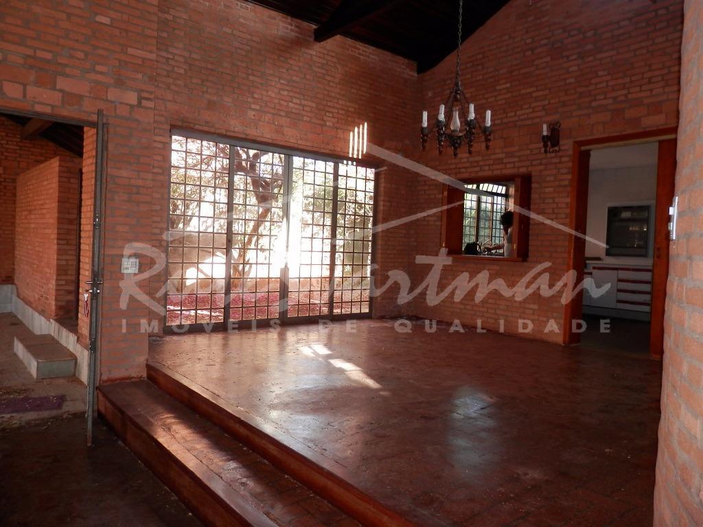 Casa residencial para locação, Cidade Universitária, Campinas - CA3058.