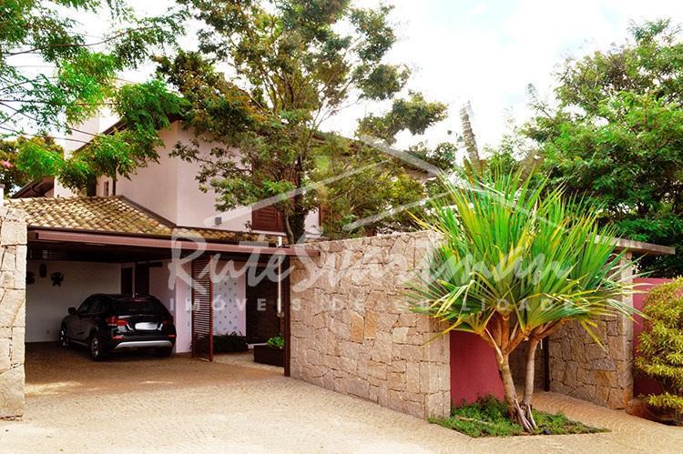 Sobrado residencial para venda e locação, Colinas do Ermitage (Sousas), Campinas.