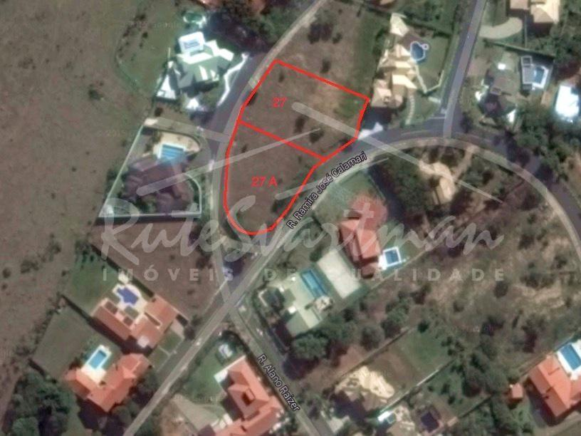 terreno em condomínio de alto padrão - sousas - venda - 1.065,33 m²terreno em localização previlegiada...
