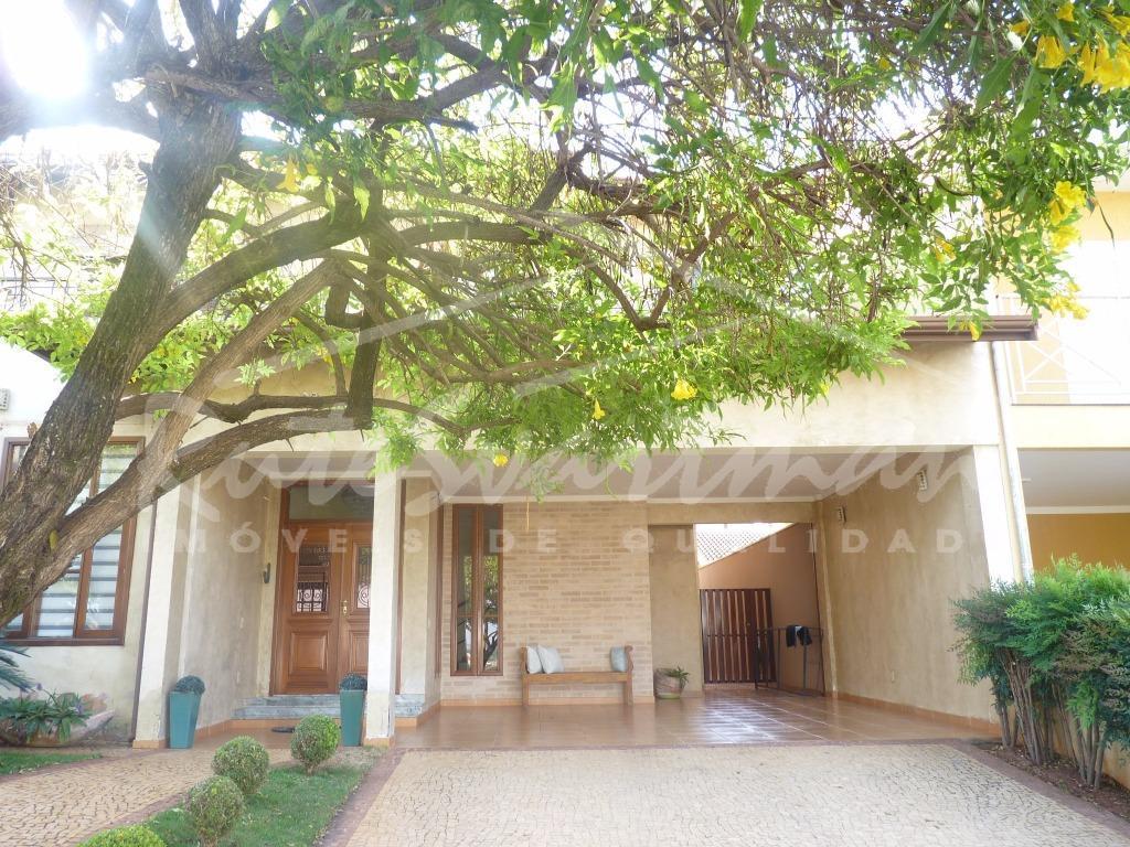 Sobrado residencial à venda, Condomínio Paineiras, Paulínia - CA1210.