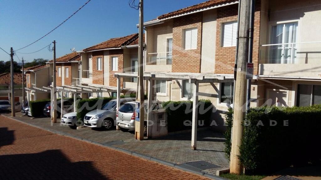 Casa residencial à venda, Jardim Santa Cândida, Campinas.