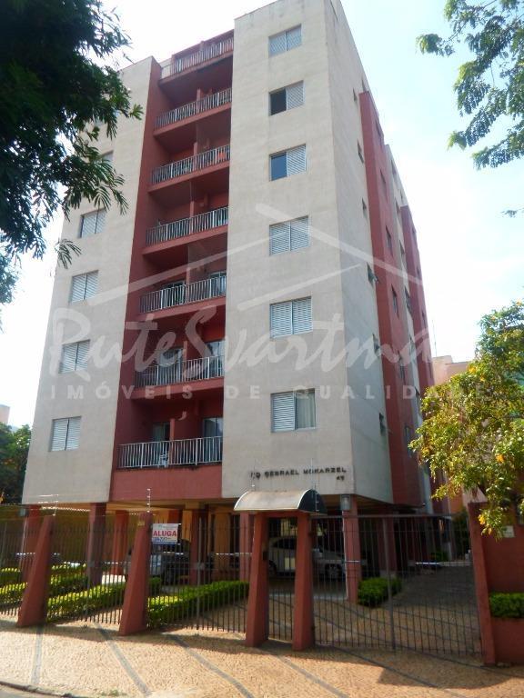 Apartamento residencial para venda e locação, Barão Geraldo, Campinas - AP1022.
