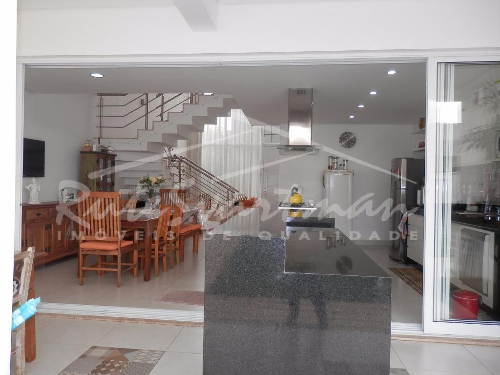Casa residencial à venda, Condomínio Reserva Real, Paulínia - CA3096.