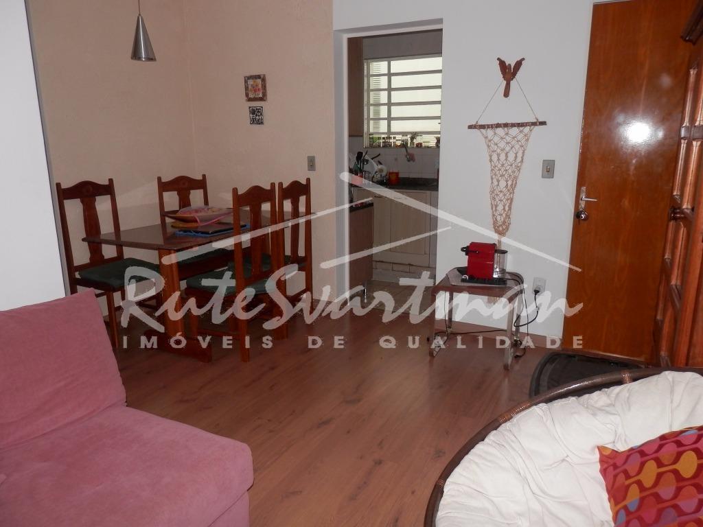 Apartamento residencial para venda e locação, Jardim Santa Genebra, Campinas - AP0724.