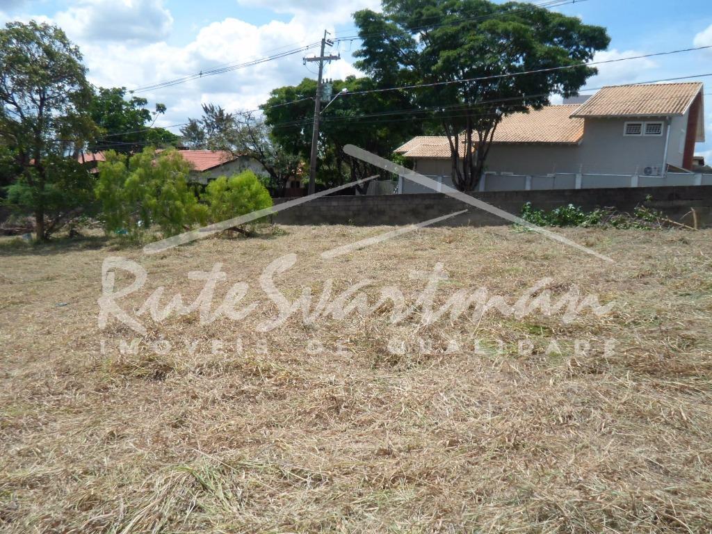 Terreno residencial à venda, Cidade Universitária, Campinas.