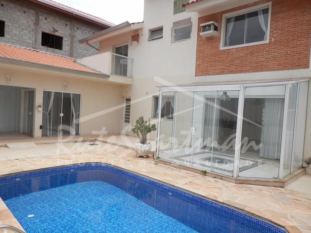 Casa com 4 dormitórios à venda, 240 m² por R$ 780.000 e locação por R$ 3.800,00 - Cidade Universitária - Campinas/SP