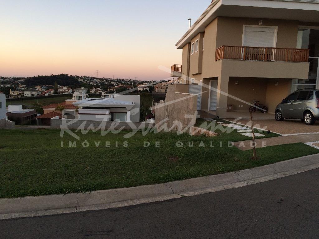 ótimo terreno em condomínio - 566 m² - vendaótimo terreno em condomínio com leve declive, topografia...