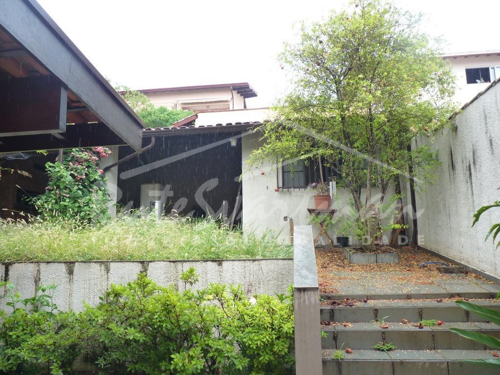 Sobrado residencial para venda e locação, Cidade Universitária, Campinas.