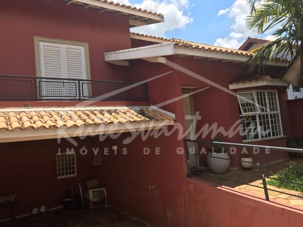 Casa residencial à venda, Cidade Universitária, Campinas - CA1847.