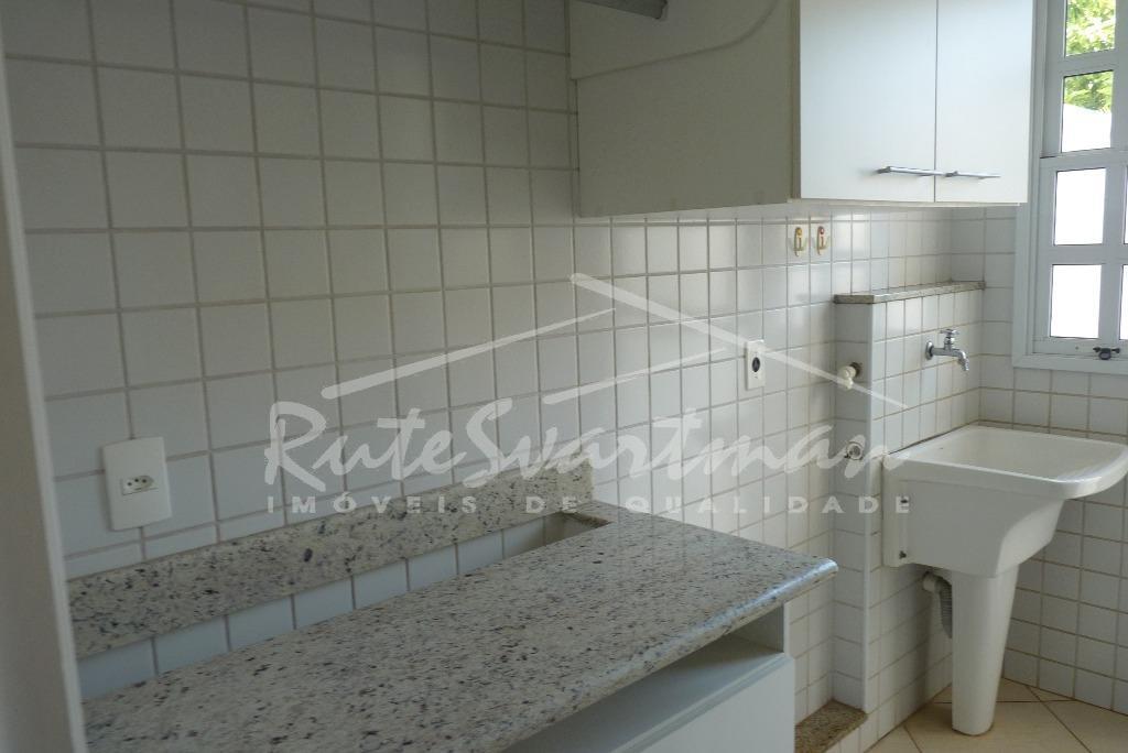 sobrado em condomínio de alto padrão - barão geraldo - locaçãosobrado com 3 dormitórios sendo 2...