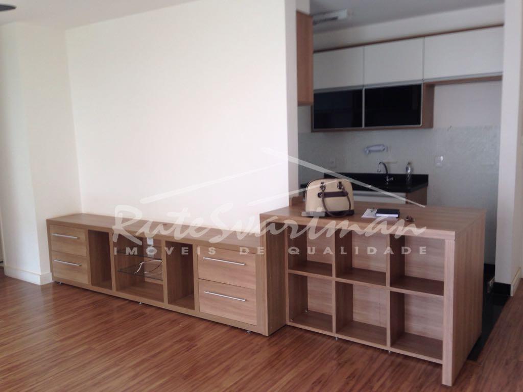 Apartamento residencial para locação, Jardim Santa Genebra, Campinas - AP1041.