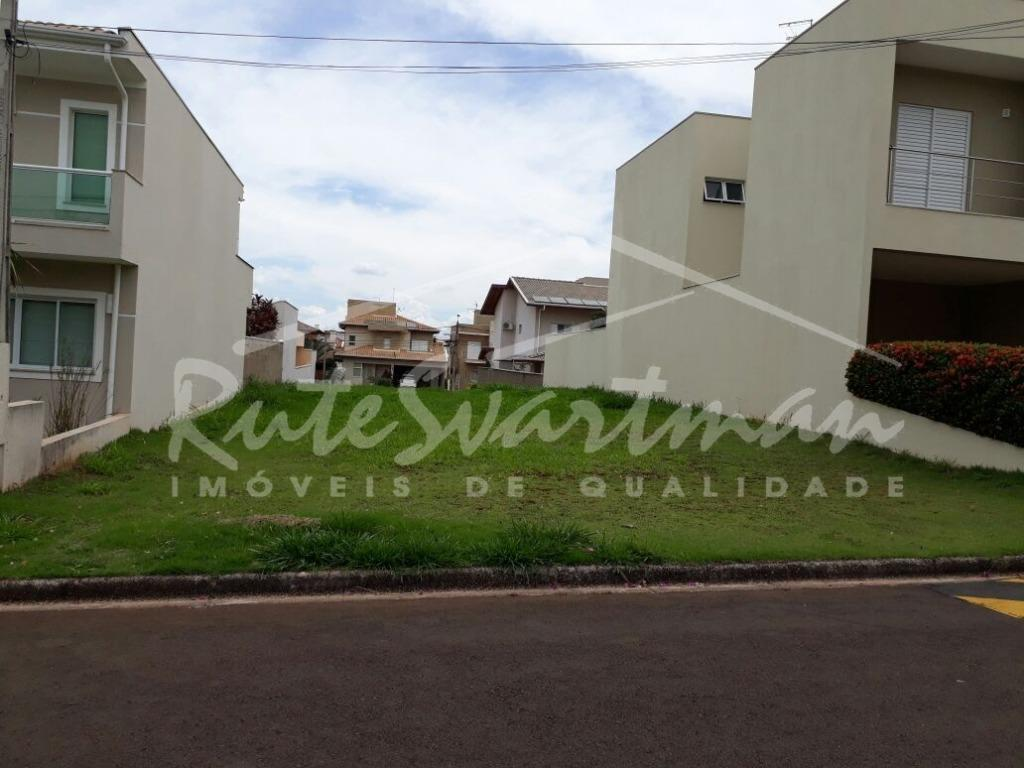 Terreno residencial à venda, Condomínio Residencial Manacás, Paulínia.