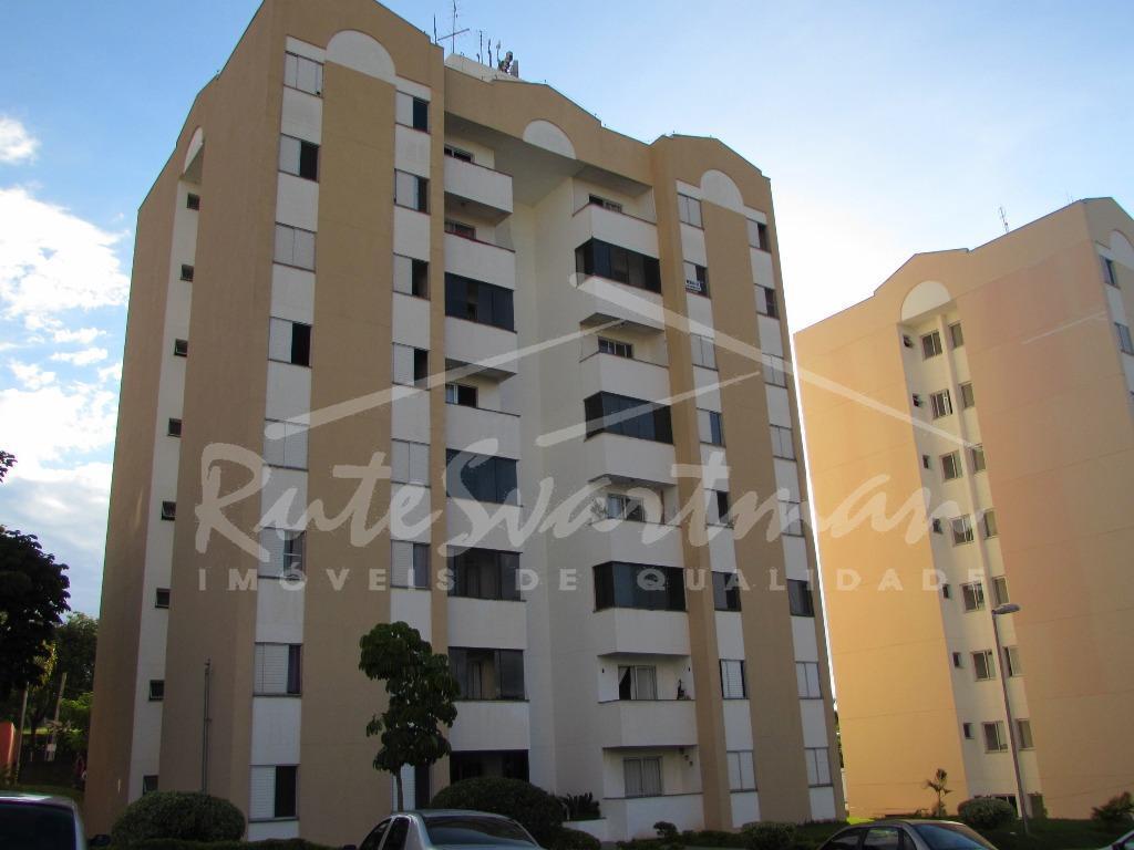 Apartamento residencial à venda, Parque Camélias, Campinas.