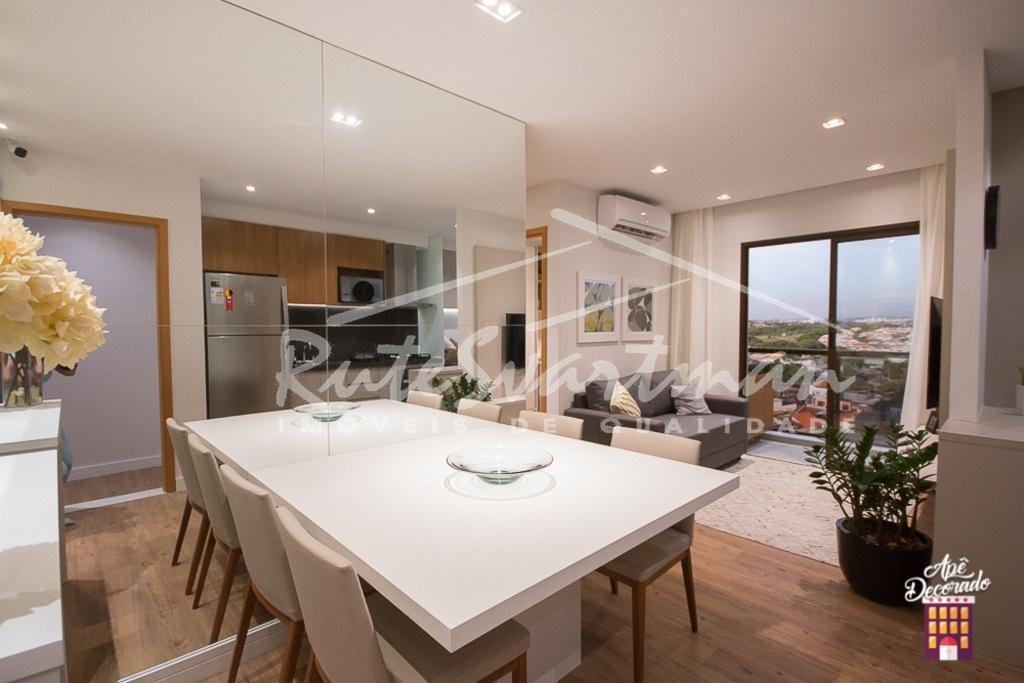Apartamento residencial à venda, Vila Nova, Campinas - AP1048.