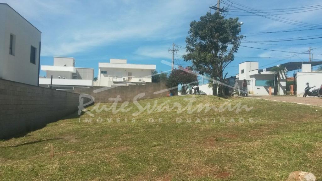 Terreno residencial à venda, Condomínio Residencial Espaço Verde II, Campinas - TE0921.