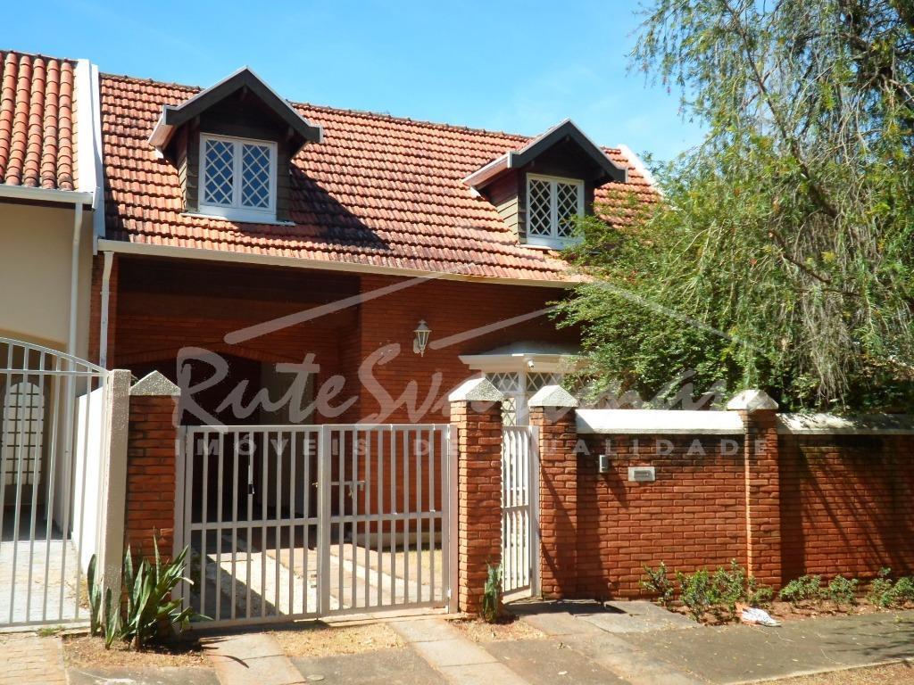 Casa residencial à venda, Barão Geraldo, Campinas - CA0833.