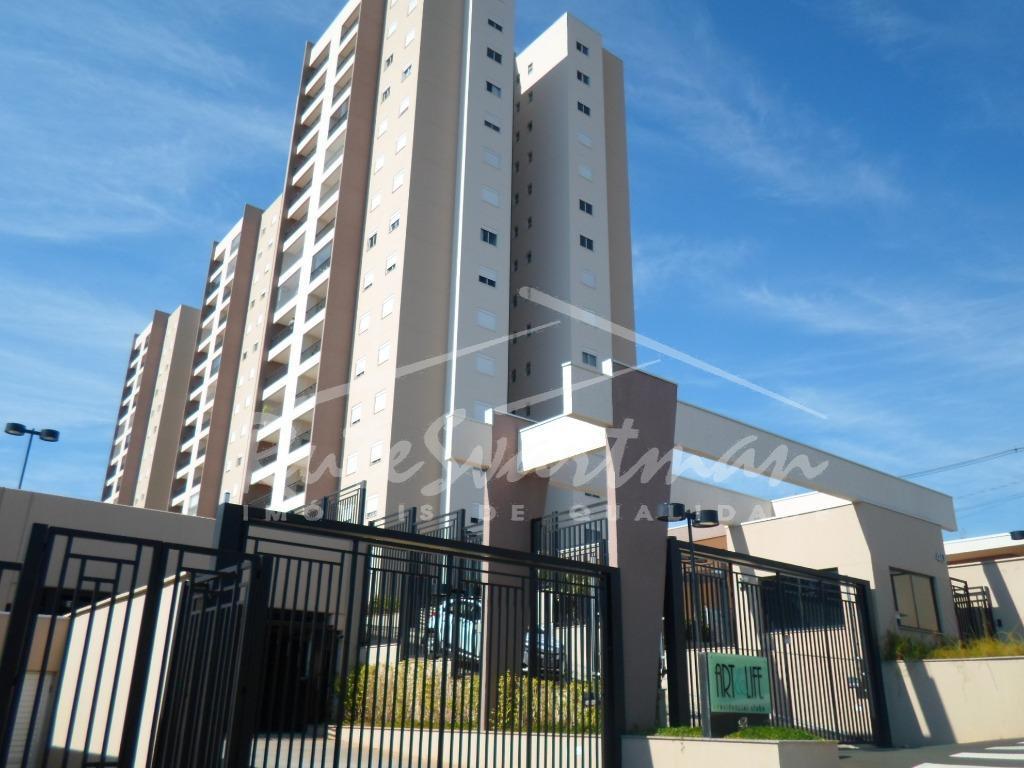 Apartamento residencial para locação, Jardim Ypê, Paulínia.