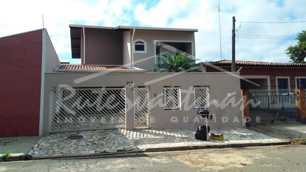 Sobrado residencial à venda, Jardim Santa Genebra II (Barão Geraldo), Campinas.
