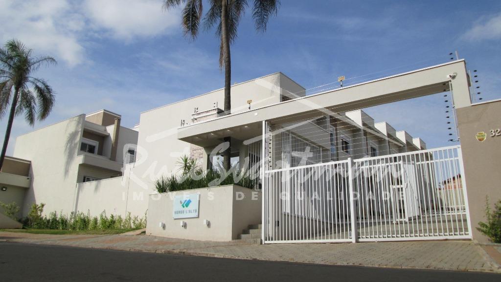 Sobrado residencial à venda, Condomínio Verso L`Alto, Campinas.