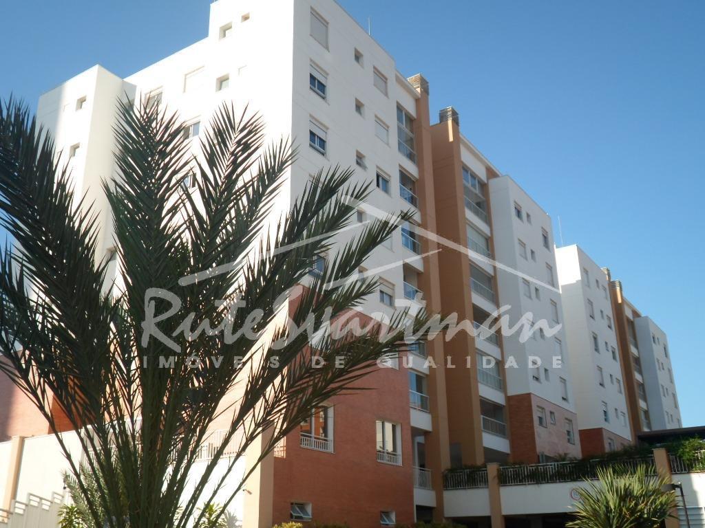 Apartamento residencial para locação, Condomínio Rossi Le Monde, Campinas - AP1066.