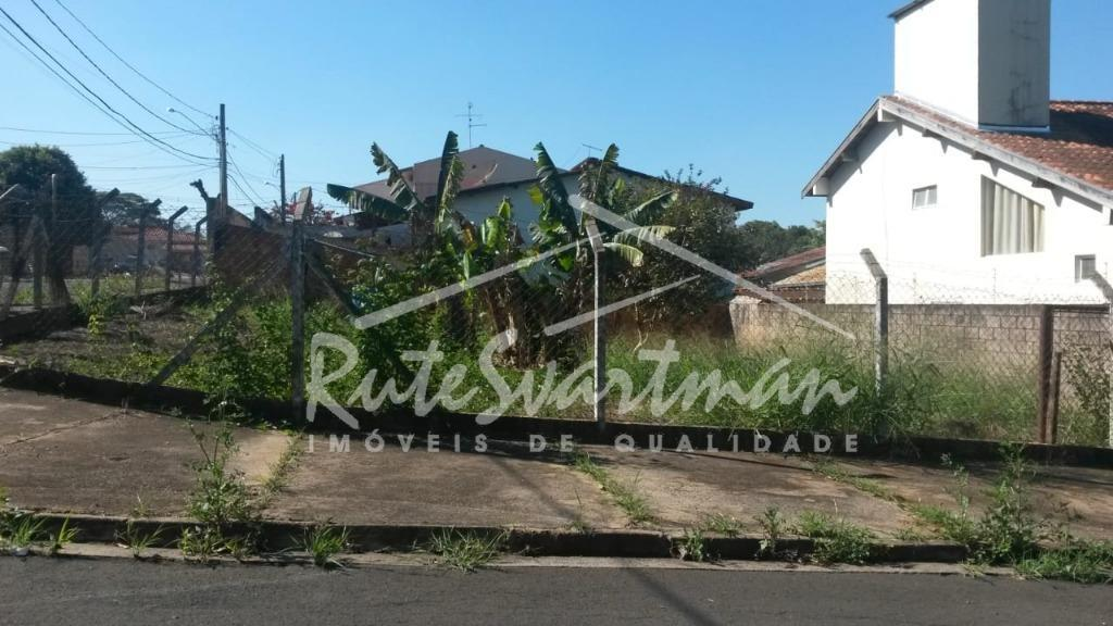 Terreno  residencial à venda, Residencial Burato, Campinas.