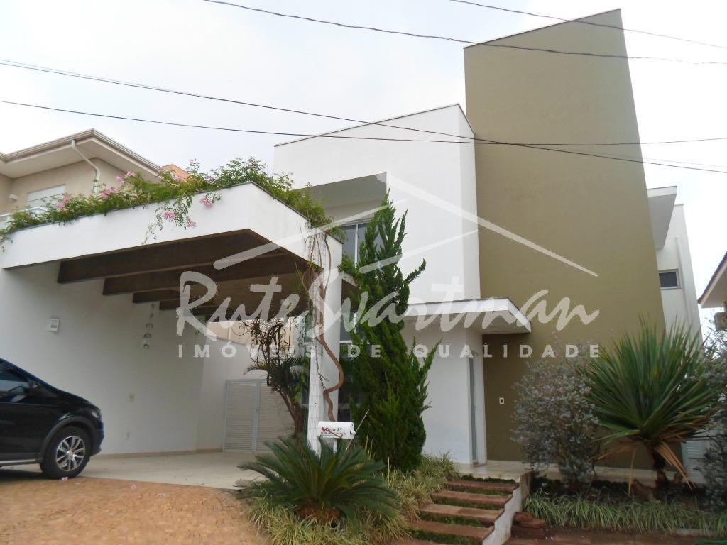 Casa com 3 dormitórios à venda, 250 m² por R$ 1.300.000 - Condomínio Residencial Espaço Verde I - Campinas/SP