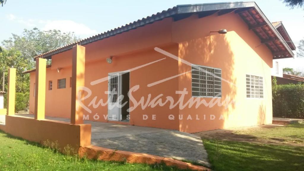 Casa residencial à venda, Loteamento Chácaras Vale das Garças, Campinas - CA3242.