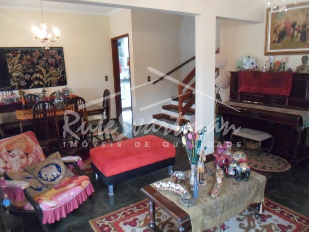 Casa residencial à venda, Cidade Universitária, Campinas - CA3258.