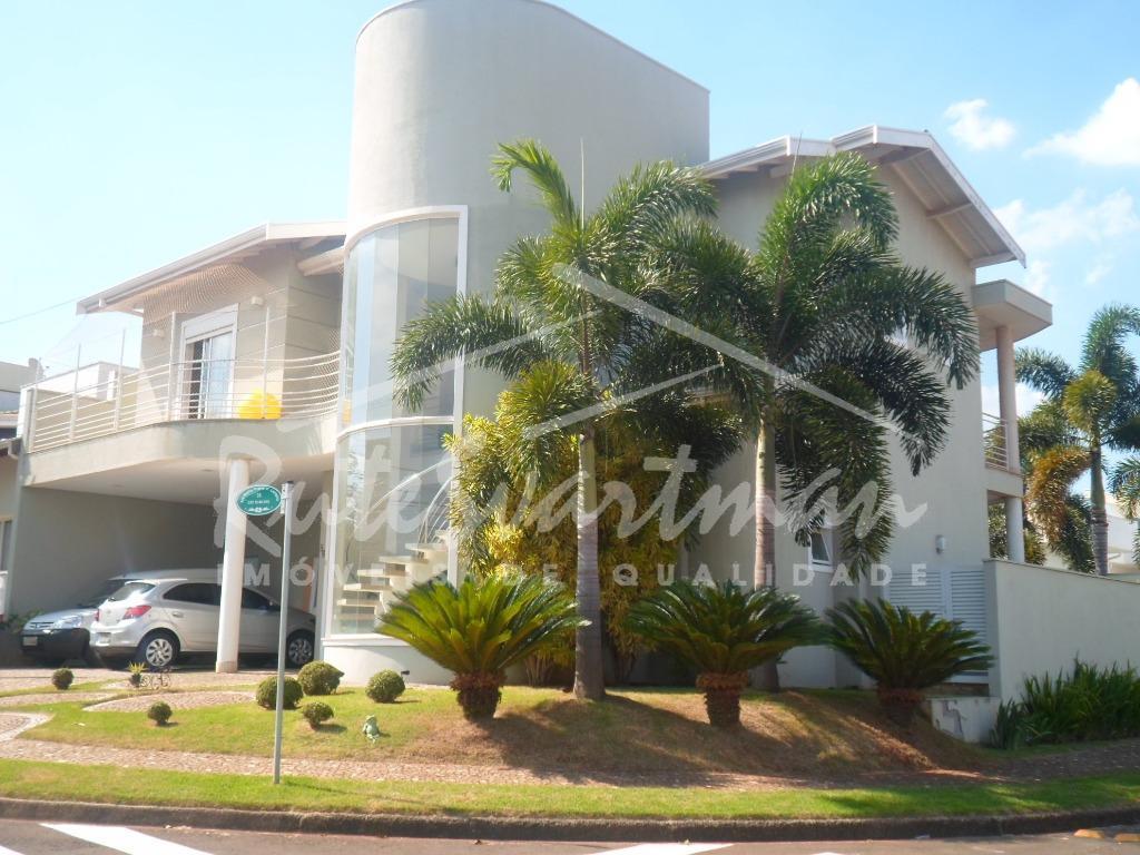 Sobrado residencial à venda, Condomínio Residencial Manacás, Paulínia.