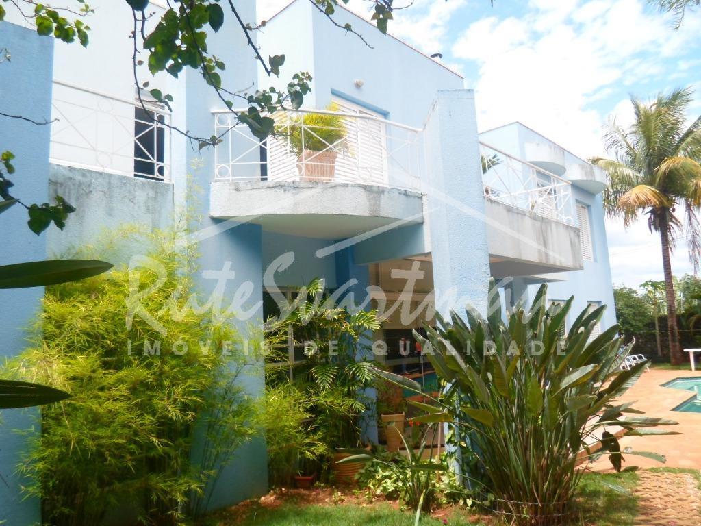Sobrado com 4 dormitórios à venda, 366 m² por R$ 1.600.000 - Condomínio Residencial Barão do Café - Campinas/SP