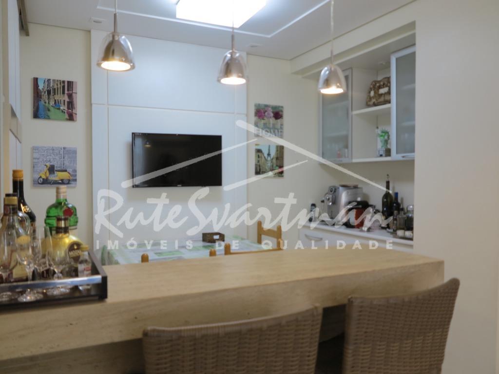 Lindo apartamento com 3 suites à venda, 137 m² por R$ 900.000 - Jardim das Paineiras - Campinas/SP