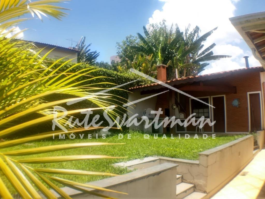 Casa com 4 dormitórios à venda, 180 m² por R$ 780.000 e locação por R$ 4.000,00 - Cidade Universitária - Campinas/SP
