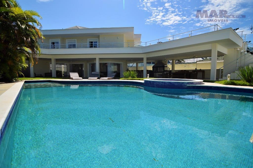 Jardim Acapulco - 07 suítes... Aceita casa de menor valor....