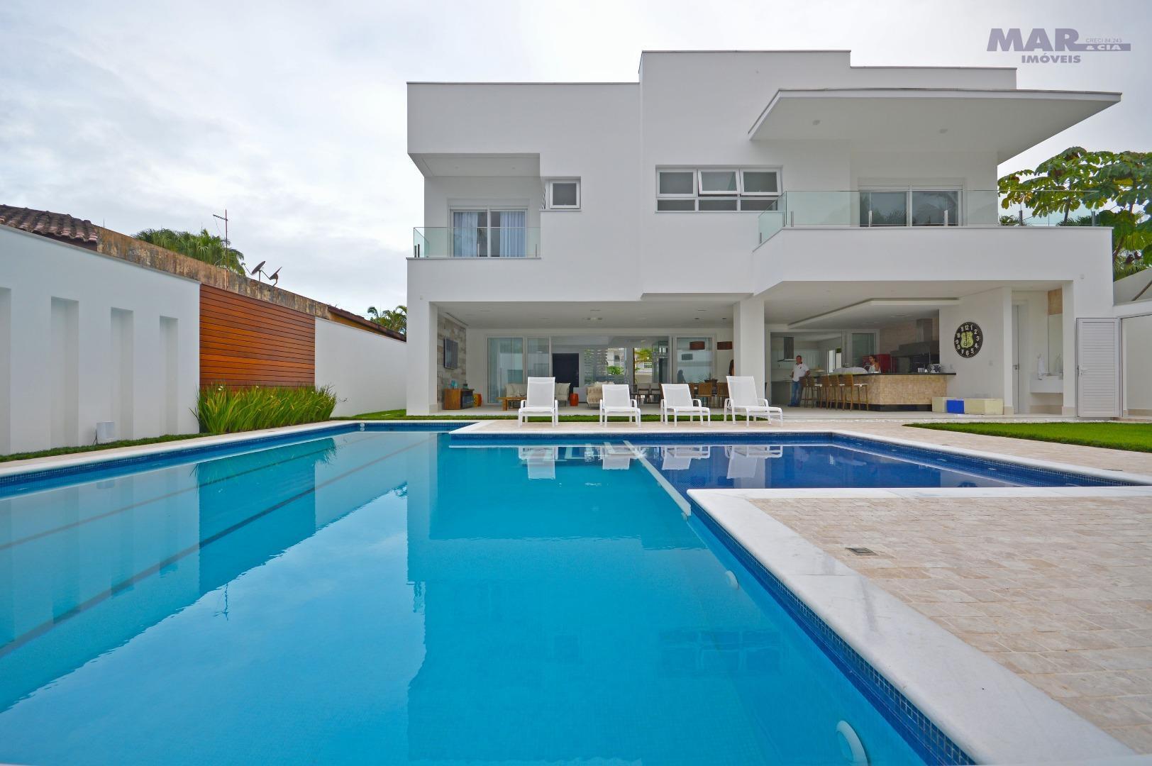 Jardim Acapulco - Mansão Nova - Melhor Avenida do Condomínio - 6 Suítes