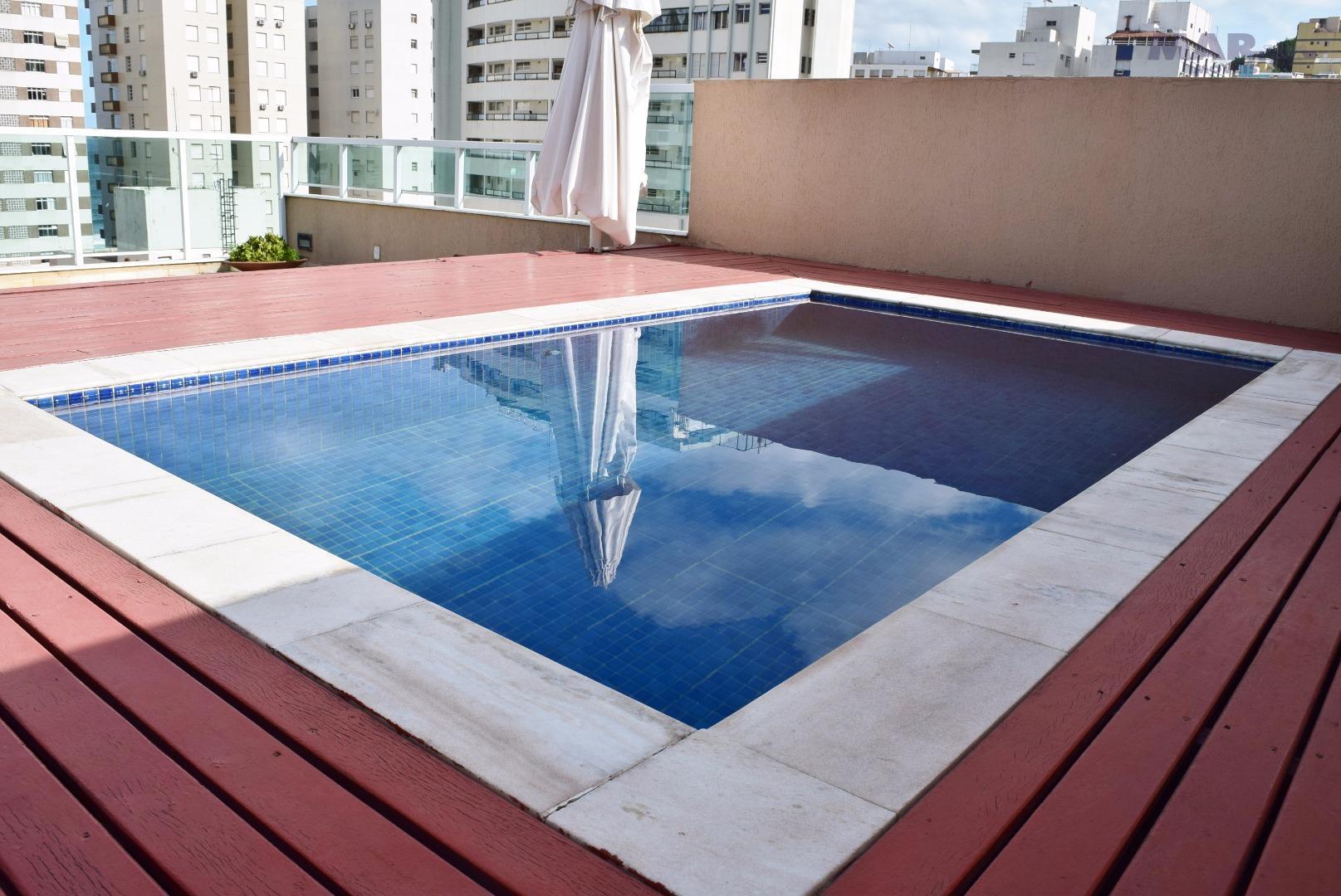 Guarujá Pitangueiras - 350 M² de área útil - Lazer - Reformada - Vista para o mar !!!