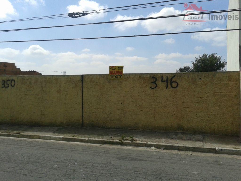 Terreno comercial para locação | Parada XV de Novembro, São Paulo - TE0058.