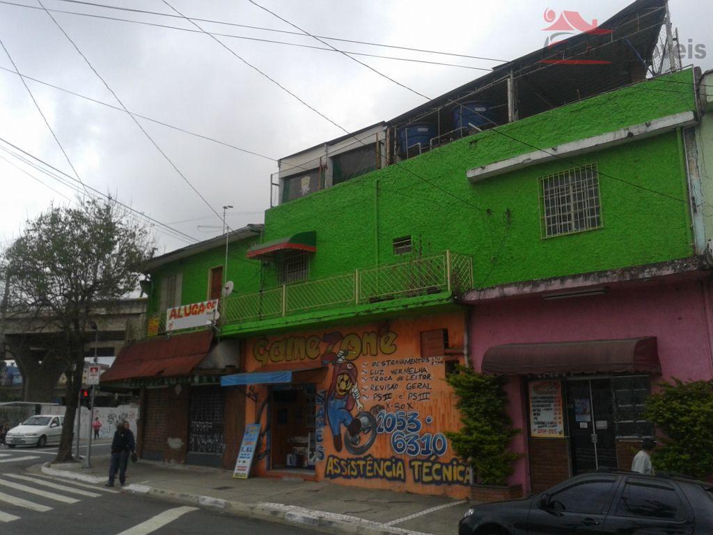 Casa comercial locação   Itaquera, São Paulo.