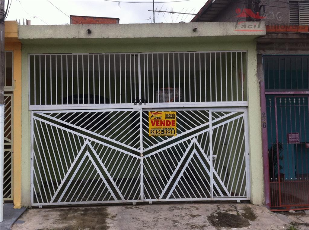 Casa Térrea com Edícula - Vl. Campanella - Itaquera, São Paulo.