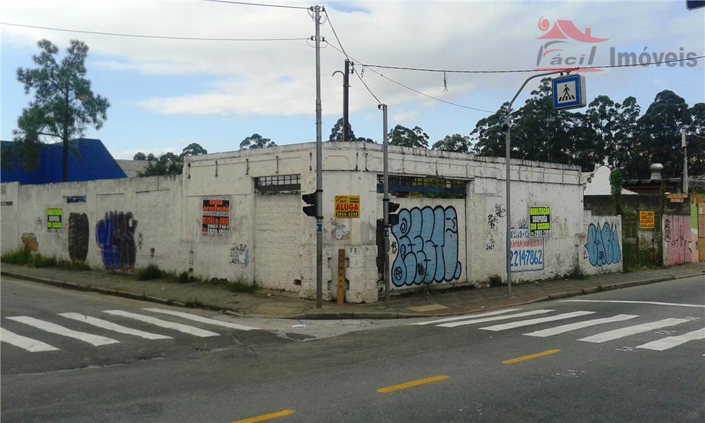 Terreno comercial para locação, Vila Carmosina, São Paulo - TE0001.