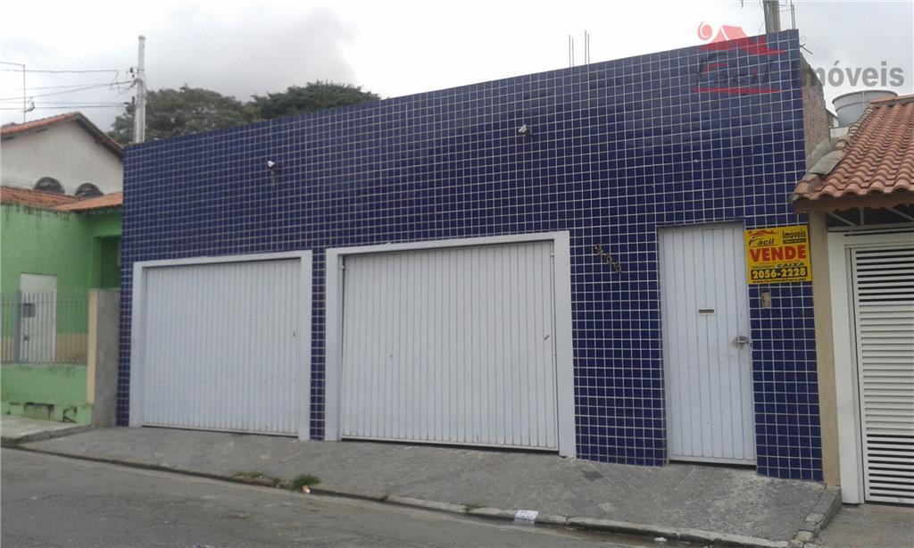 Casa comercial com salão | P. XV de Novembro, São Paulo.