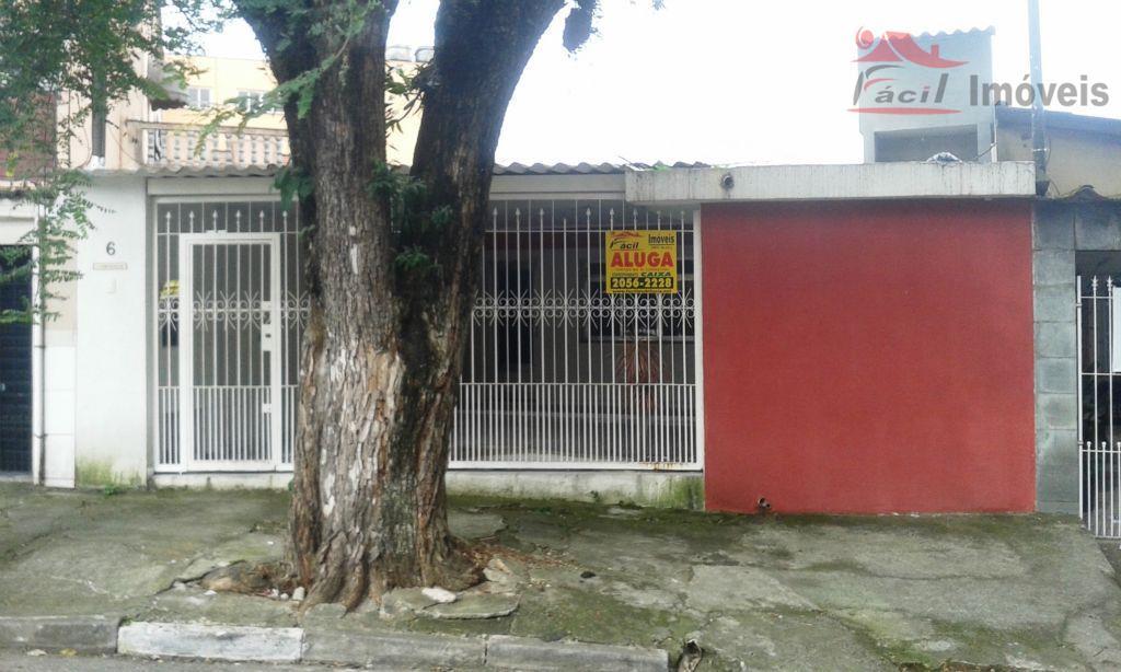 Casa comercial para locação | Centro de Itaquera, São Paulo.