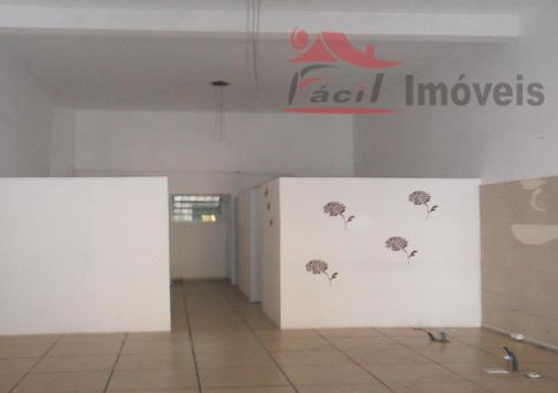 Salão  comercial para locação, Vila Santana, São Paulo.
