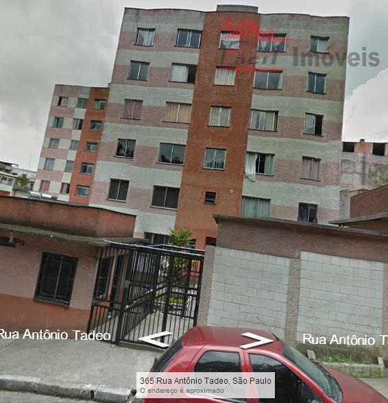 Apartamento residencial à venda, Lajeado, São Paulo.