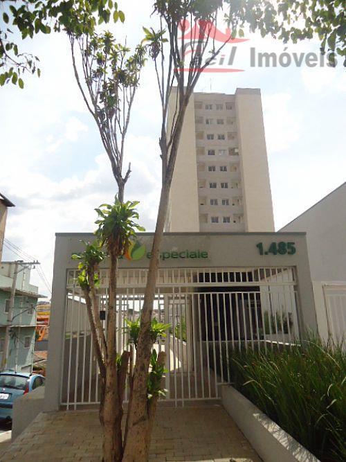 Apartamento residencial à venda, Ermelino Matarazzo, São Paulo - AP0611.