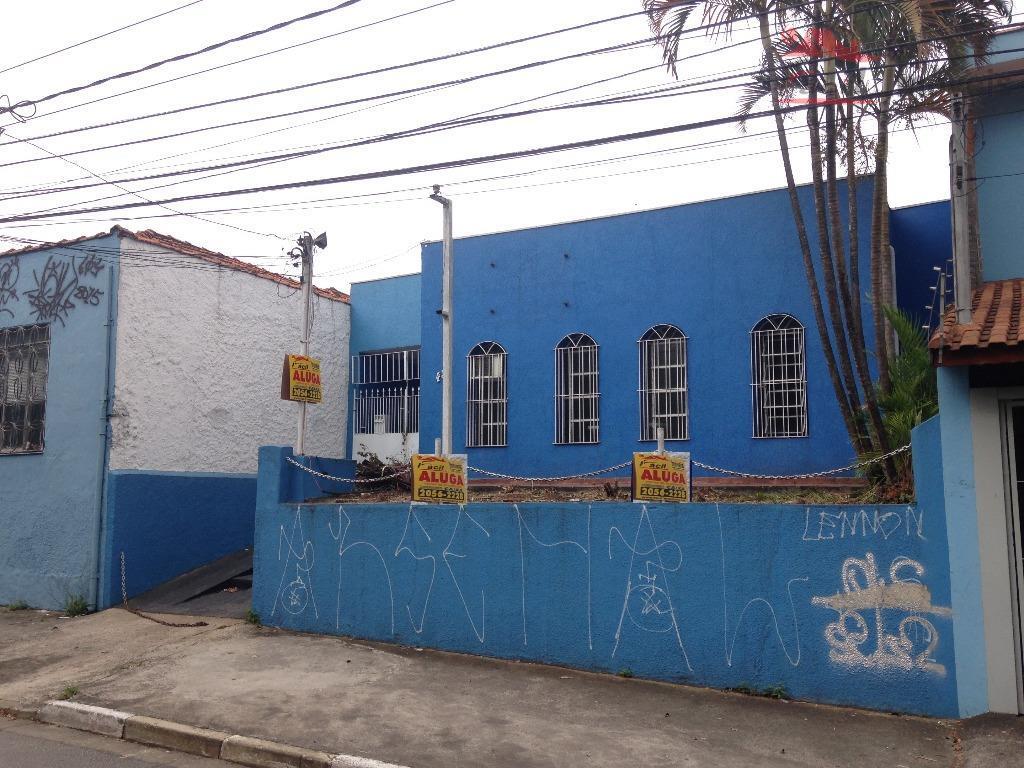 Casa comercial para venda e locação, Itaquera, São Paulo - CA0218.