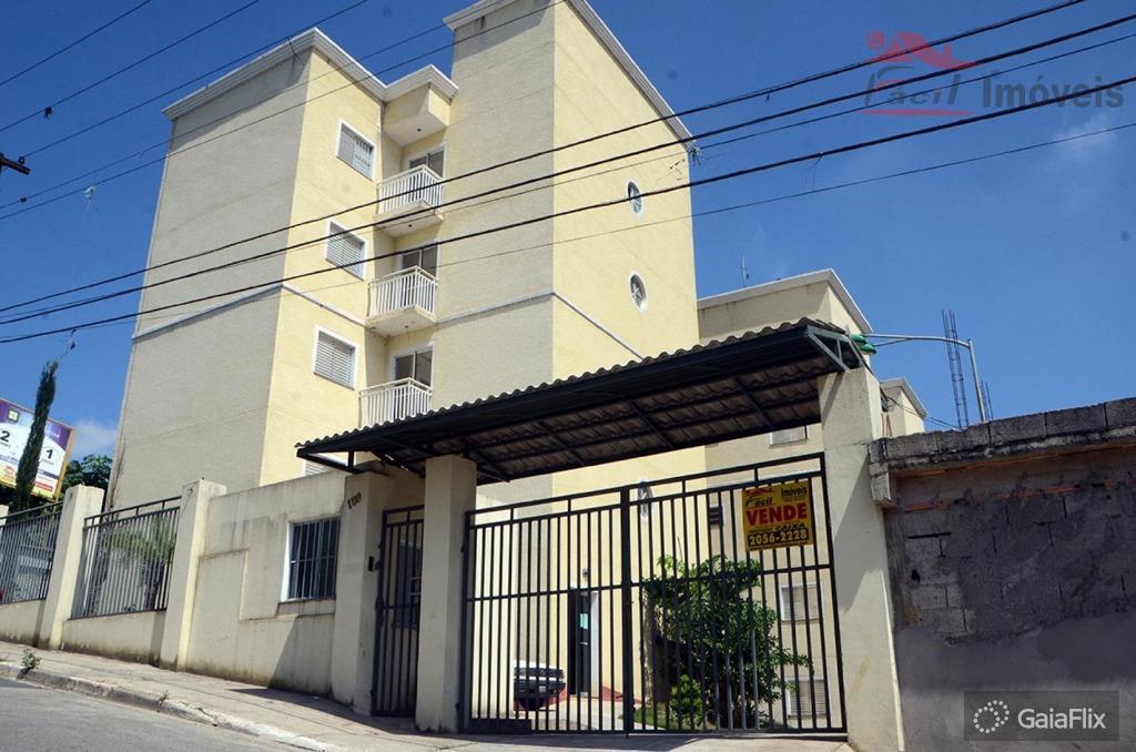 Apartamentos Novos à venda, Vila Cristina, Ferraz de Vasconcelos - AP0251.