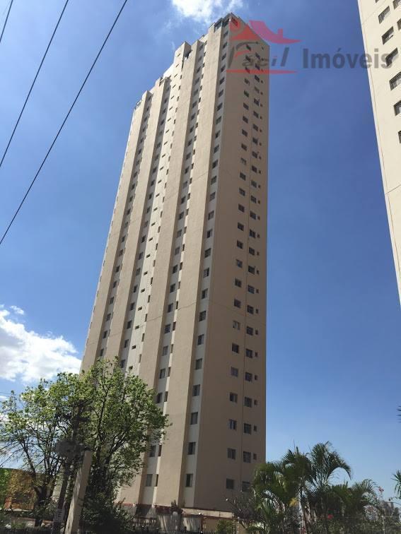 Apartamento residencial à venda, Vila Nova Savoia, São Paulo.