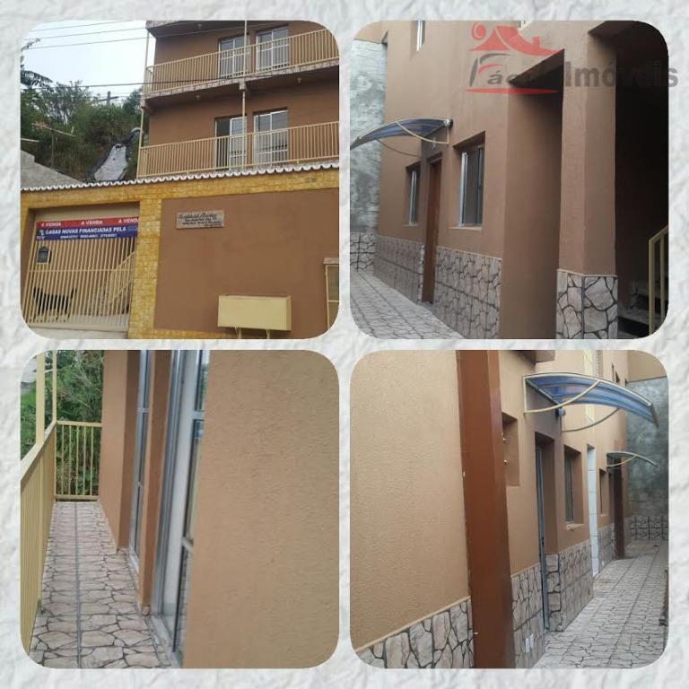 Casas Condomínio Fechado | Jardim Dayse, Ferraz de Vasconcelos.