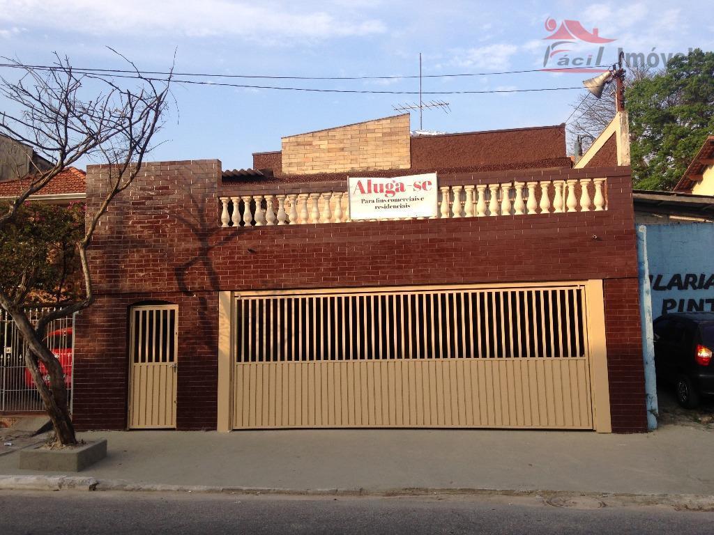 Casa comercial para locação, Itaquera, São Paulo.