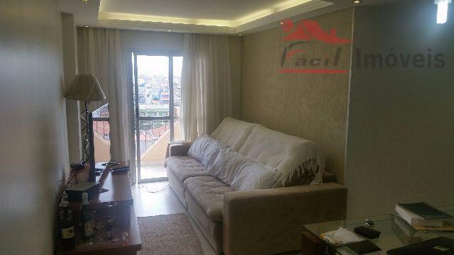 Apartamento  residencial à venda, Cidade Patriarca, São Paulo.